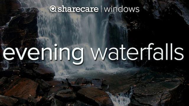 Evening Waterfalls Sleepwell 8-hour