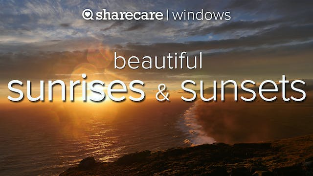 Beautiful Sunrises and Sunsets