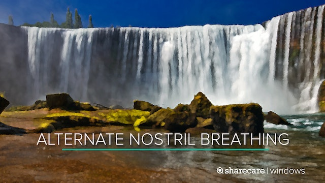 6-Minute Yoga: Alternate Nostril Breathing