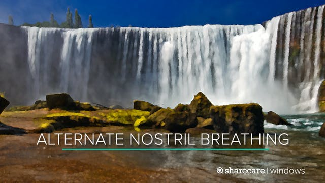 6-Minute Yoga: Alternate Nostril Brea...