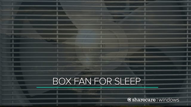 9 Hours of Box Fan for Sleep (Ultra L...