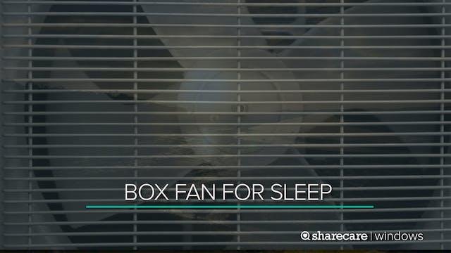 9 Hours of Box Fan for Sleep (Ultra L...