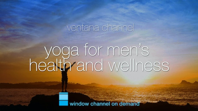 Yoga For Men's health and wellness