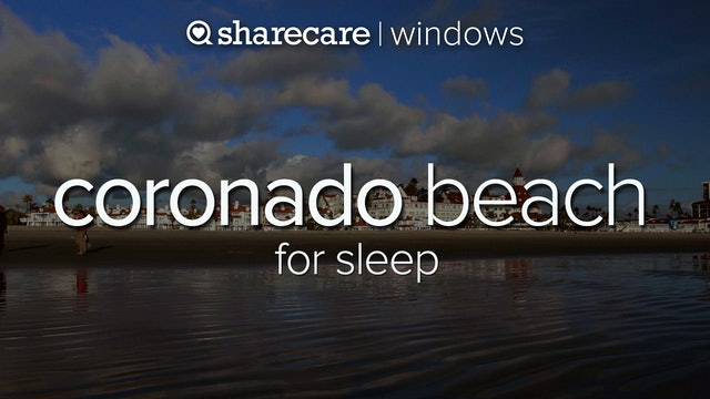 Coronado Beach Sleepwell 8-hour