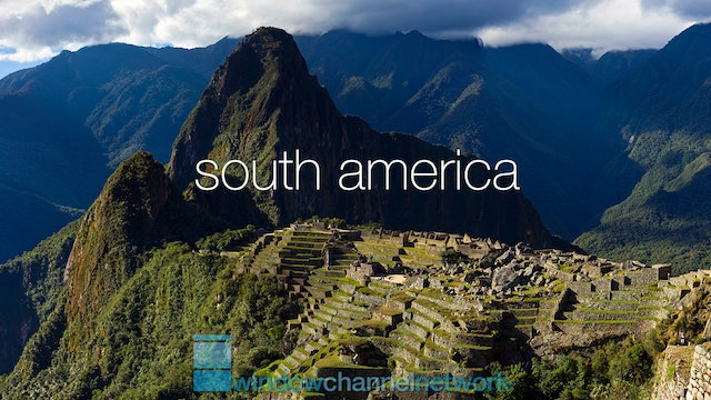 South America natural splendor
