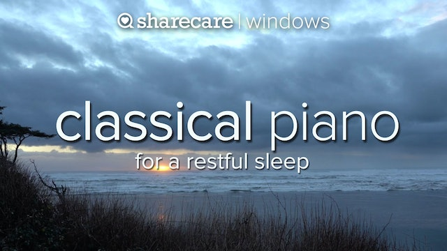 Classical piano for a restful nights sleep sleep