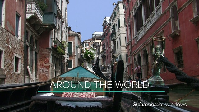 Around the World in One Hour