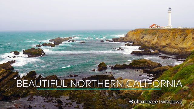 One Hour of Beautiful Northern Califo...