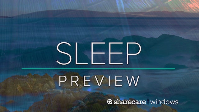 "Sleep Preview: ""Del Norte Surf for Sleep"""