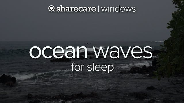 Ocean Waves for Sleep and Meditation ...