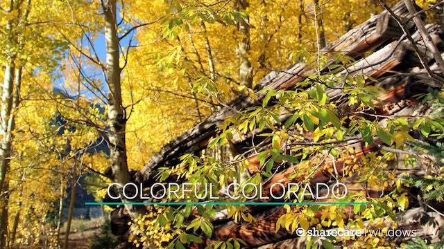 One Hour of Colorful Colorado