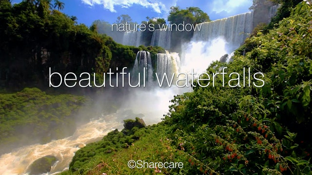 Beautiful Waterfalls: Nature's Window