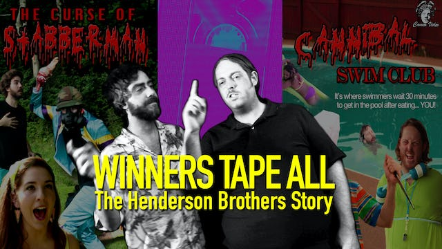 Winners Tape All: The Henderson Brothers Story