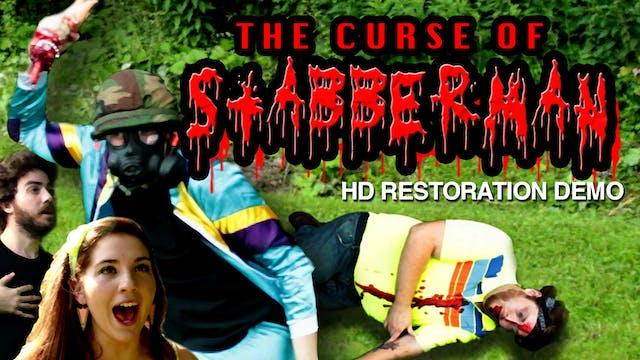 "Restoration Demo - ""The Curse of Stabberman"""