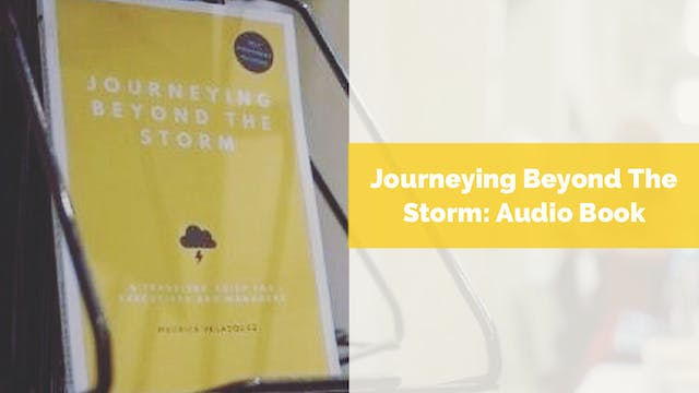 Journeying Beyond the Storm: Audiobook