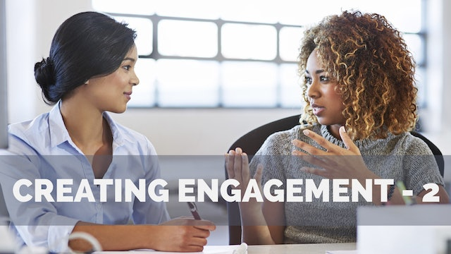 Creating Engagement - Causes for Employee Disengagement - 2