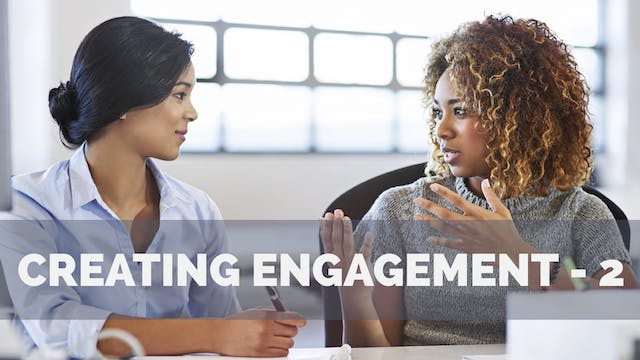 Creating Engagement - Causes for Empl...