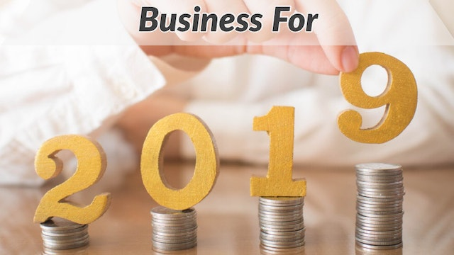 3 Things to Prep Your Business for 2019