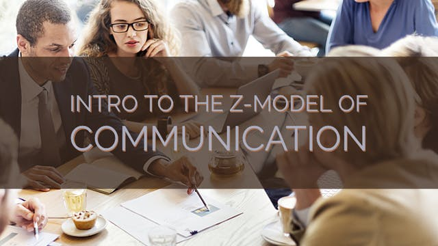 Introduction to the Z-Model of Commun...