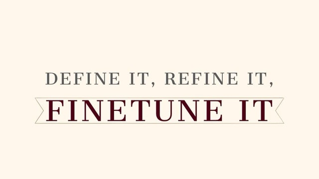 FineTuned Living