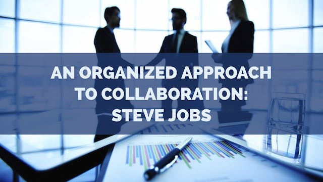 An Organized Approach to Collaboratio...