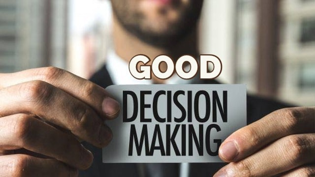 Good Decision-Making