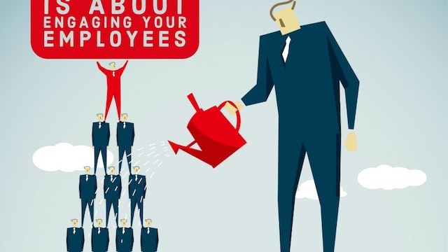 Great Leadership is About Engaging Your Employees