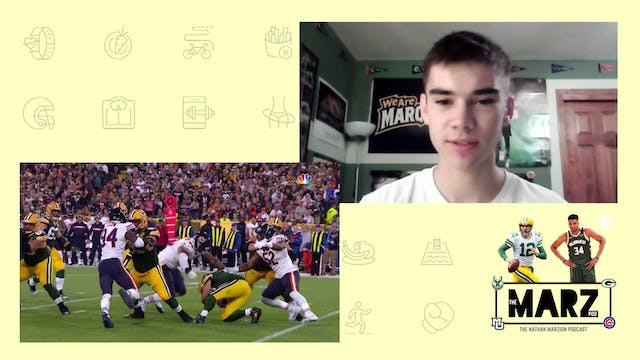 Nathan Marzion - Review Packers vs Be...