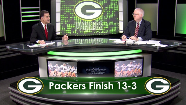 The Tom Pipines Show - Lions 20 Packers 23
