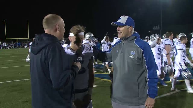 Waukesha West Post-Game Interviews