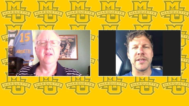 Pip & Dodds Marquette Hoops.com Podcast - Travis Diener Part 4