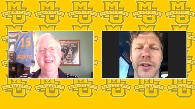 Pip & Dodds Marquette Hoops.com Podcast - Travis Diener Part 1