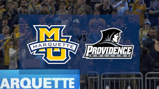 Marquette vs Providence Post