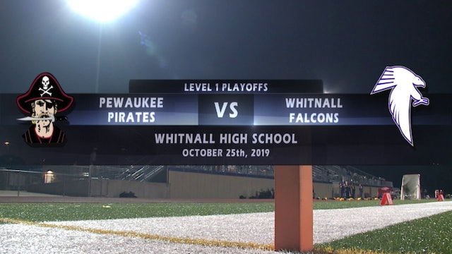 Pewaukee vs Whitnall - Level 1 Playoffs