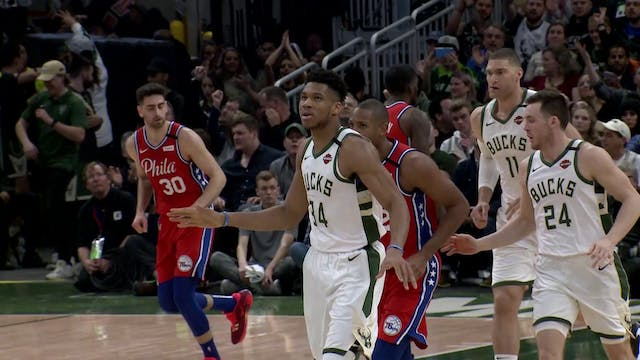Bucks Game Story - February 22nd