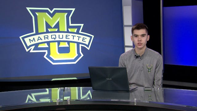 The Nathan Marzion Show - Marquette F...