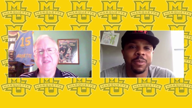 Pip & Dodds Marquette Hoops.com Podcast - Joe Chapman TBT Part 1