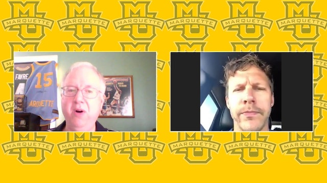 Pip & Dodds Marquette Hoops.com Podcast - Travis Diener Part 3