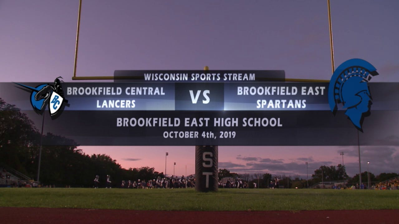 Brookfield Central vs Brookfield East