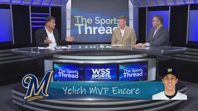 The Sports Thread - Episode 3