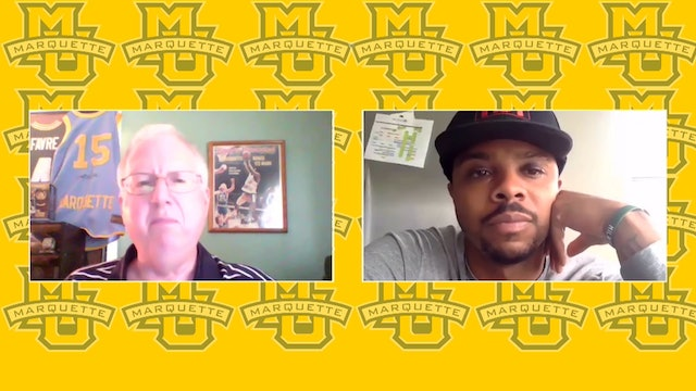 Pip & Dodds Marquette Hoops.com Podcast - Joe Chapman TBT Part 3