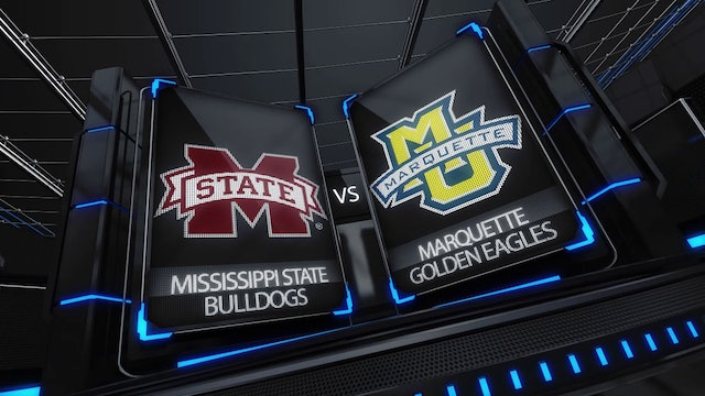 Mississippi State vs Marquette Womens College Basketball