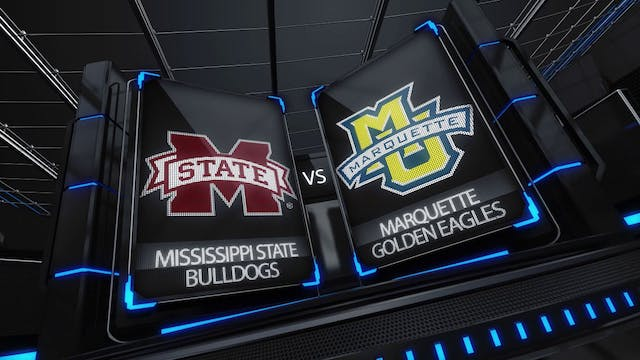 Mississippi State vs Marquette Womens...