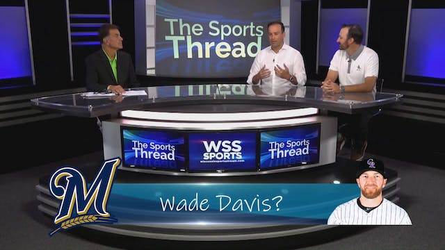 The Sports Thread - Episode 10