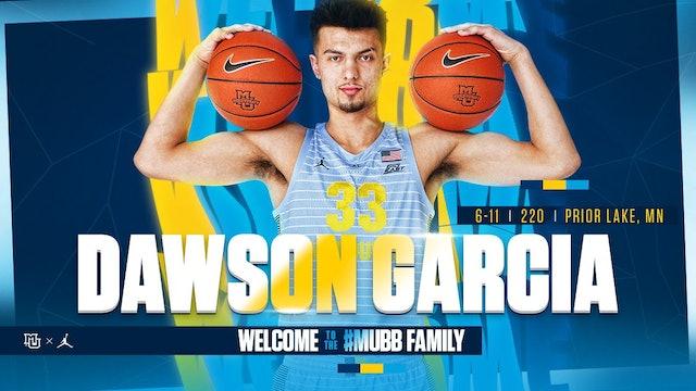 Dawson Garcia Chooses Marquette