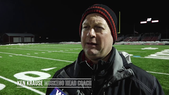 Muskego Head Coach Ken Krause