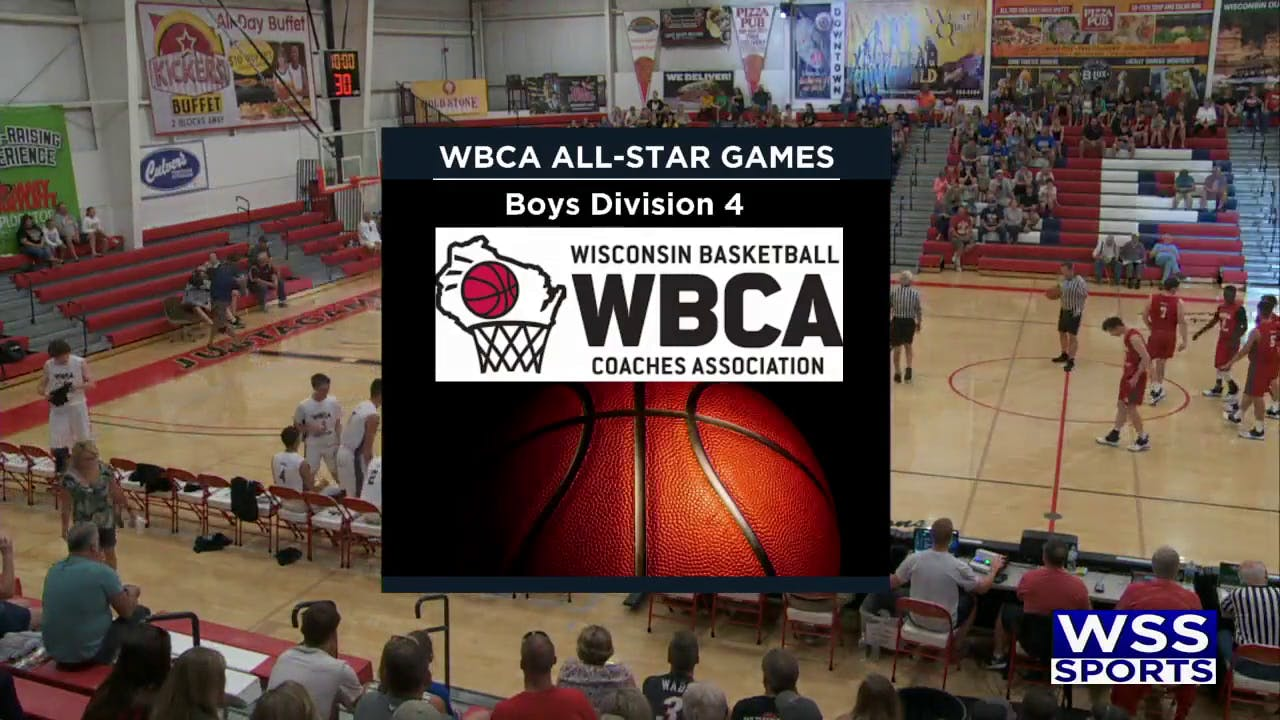 WBCA All Star Game Boys Division 4-June 15th 2019