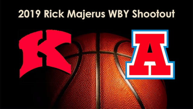 Kimberly vs Arrowhead Boys Basketball