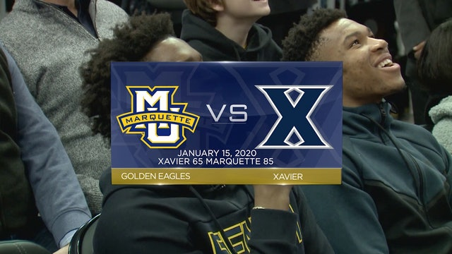 Xavier 1.15.20 Post Game