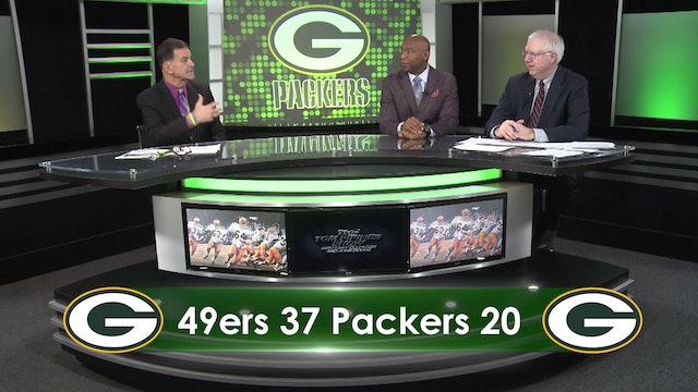 The Tom Pipines Show - 49ers 37 Packers 20